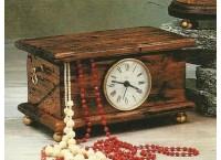 Шкатулка с часами арт. 2713